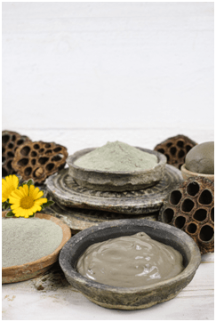 MINERALS CLAY MUD MASK